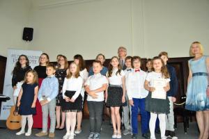 Konkurs o Laur Dzieci Wrzesinskich 2017 Szkoła Muzyczna Września 30