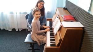 Lekcje gry na fortepianie Szkoła Muzyczna Effect Września 01