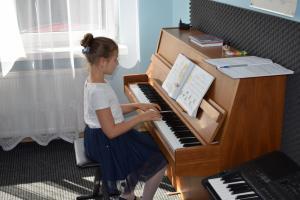 Lekcje gry na fortepianie Szkoła Muzyczna Effect Września 07