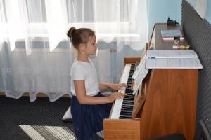 Lekcje gry na fortepianie Szkoła Muzyczna Effect Września 08