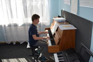 Lekcje gry na fortepianie Szkoła Muzyczna Effect Września 13