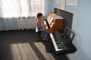 Lekcje gry na fortepianie Szkoła Muzyczna Effect Września 16