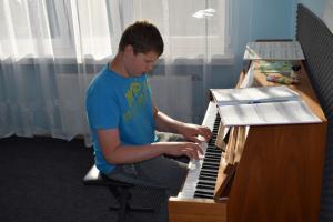 Lekcje gry na fortepianie Szkoła Muzyczna Effect Września 22