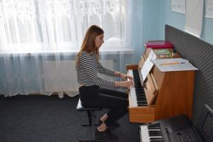 Lekcje gry na fortepianie Szkoła Muzyczna Effect Września 26