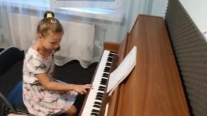 Lekcje gry na pianinie Szkoła Muzyczna Września 1