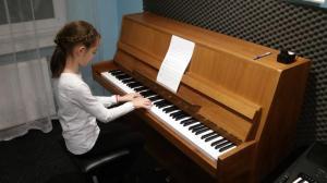 Lekcje pianina 2