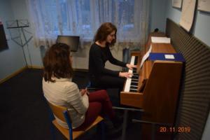Nauka gry na pianinie Szkoła Muzyczna Effect we Wrześni 201901