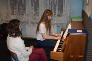 Nauka gry na pianinie Szkoła Muzyczna Effect we Wrześni 201908