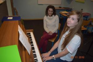 Nauka gry na pianinie Szkoła Muzyczna Effect we Wrześni 201910
