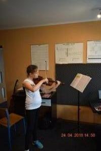 Lekcje gry na skrzypcach Szkoła Muzyczna Effect we Wrześni 14