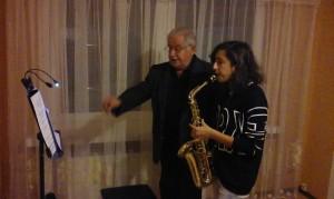 Saksofon Szkoła Muzyczna Effect 5