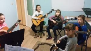 Szkoła Muzyczna we Wrześni umuzykalnienie 2